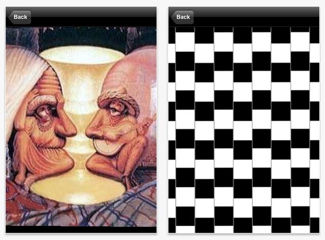 фото интересные картинки обман зрения с ответами всё время мешая
