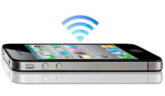 iphone wifi