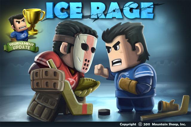 ice rage