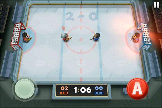 хоккей для ipod