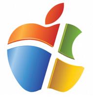 apple+microsoft