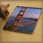 Красивый концепт iPad 3 [Видео]