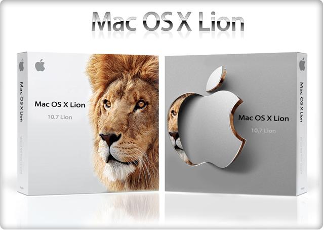 os x lion секреты