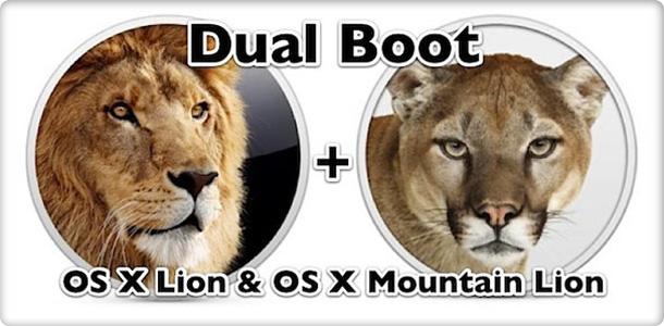 os x 10.8 boot