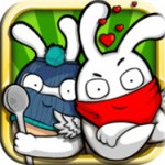 Robber Rabbits! Из жизни пушистого криминалитета