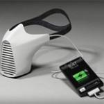 AIRE: Аксессуар способный зарядить i-гаджеты при помощи дыхания