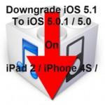 Даунгрейд iPhone 4S и iPad 2 на iOS 5.0.1 скоро станет возможен