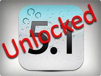 ios 5.1 unlock
