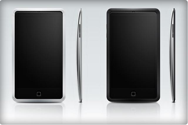 iphone 5 design