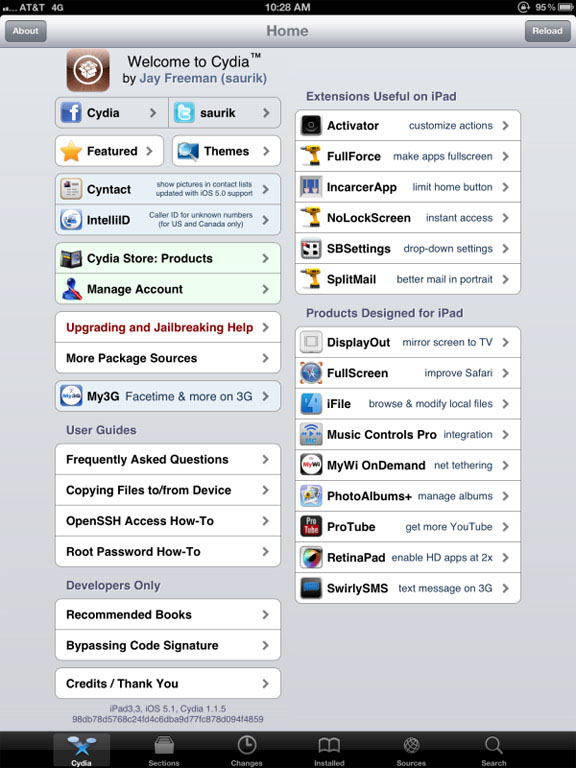 the new ipad jailbreak