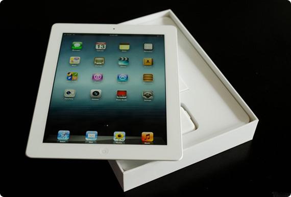 новый ipad 2012