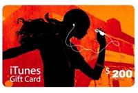 itunes gift card купить