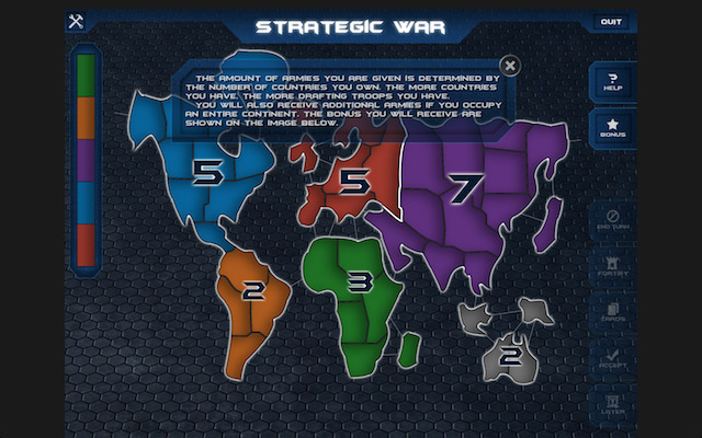 strategic war
