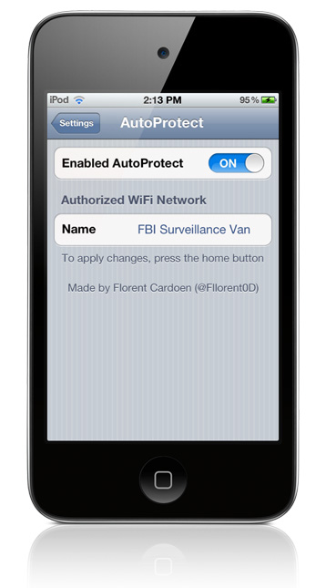 autoprotect tweak