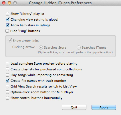 change hidden prefs