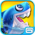 Shark Dash: Мочи уток и собирай золотишко!
