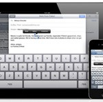 text editing ipad iphone