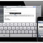 text editing ipad iphone