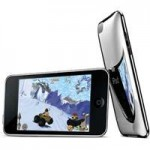 Фото лицевой панели нового iPod Touch