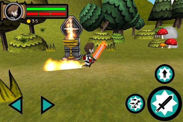 Mission Sword: Приключения недоНОСка