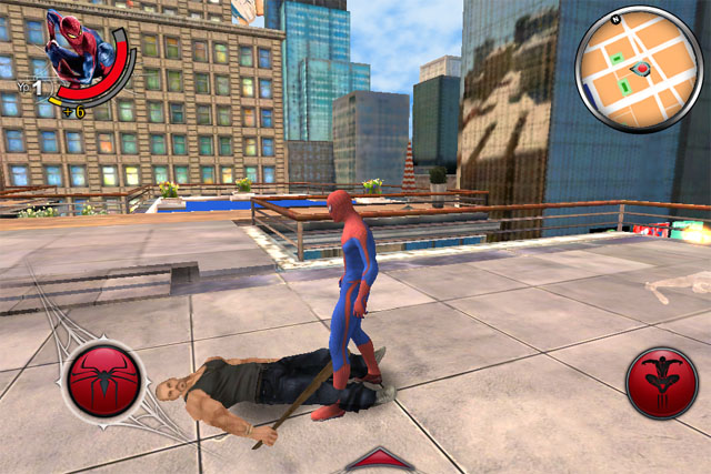 Man новый человек паук человек паук