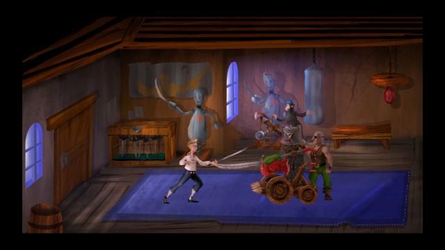 The Secret of Monkey Island Special Edition: Возвращение на остров обезьян (Mac)
