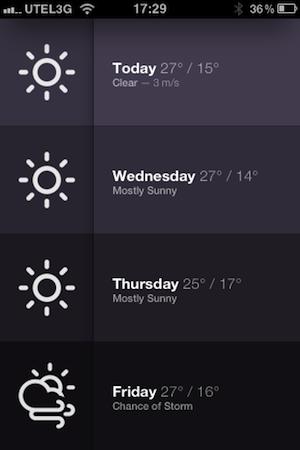 Sun: Погодное веб-приложение