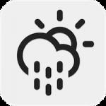 Weather Neue: И снова минимализм в прогнозе погоды