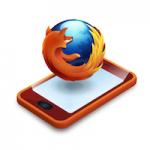 Прототип смартфона на базе Firefox OS (Видео)