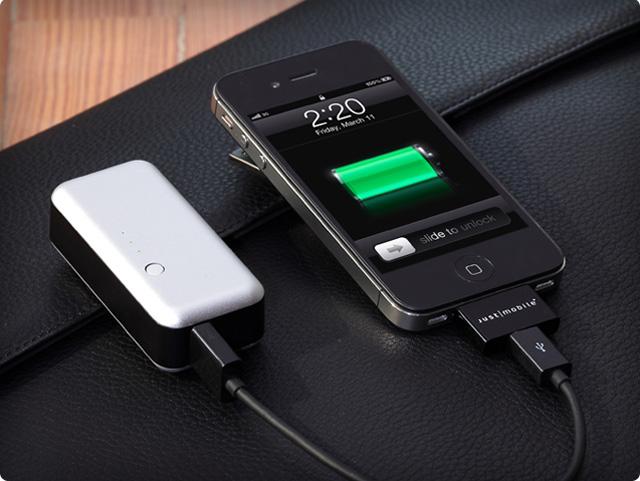 Gum портативный внешний аккумулятор для Iphone Ipod Touch простоmac
