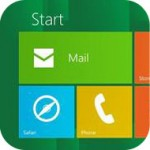 Установка темы Windows 8 на iOS через DreamBoard (jailbreak)