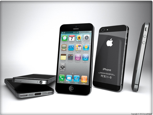 iphone 5 fresh concept