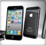 Концепт iPhone 5, вдохновленный последними слухами