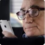 Новая реклама iPhone 4S & Siri с Мартином Скорсезе [Видео]