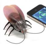Roachbot: робот-таракан с управлением через iPhone или iPad
