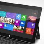 Microsoft Surface на Windows RT выйдет одновременно с Windows 8