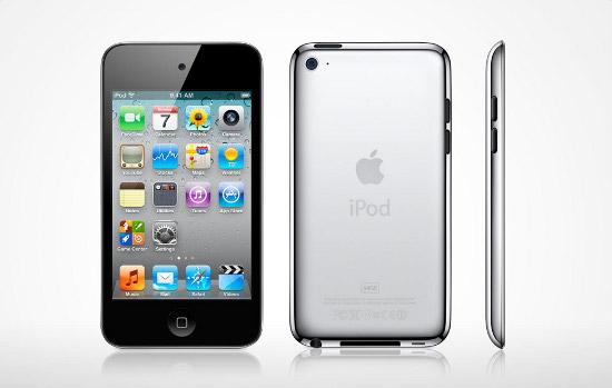 iPod touch 4G плеер