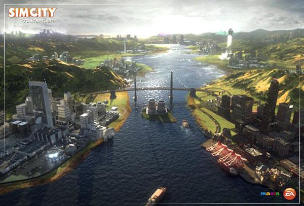 SimCity 5 для Mac