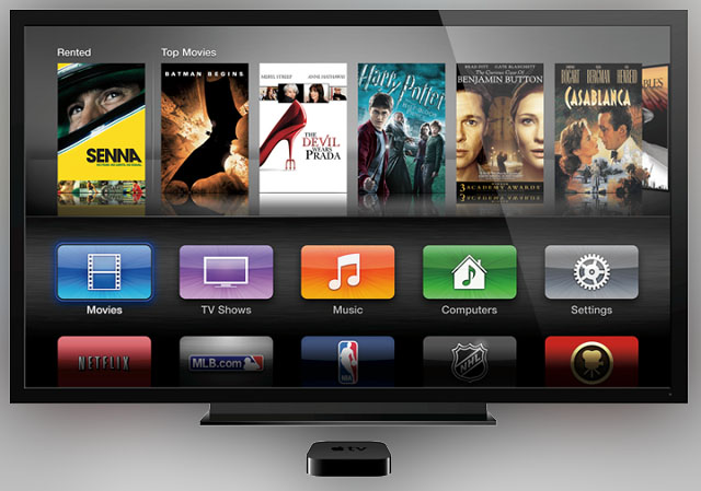 iTV and Apple TV
