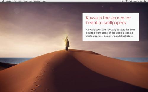 Kuvva обои для Mac