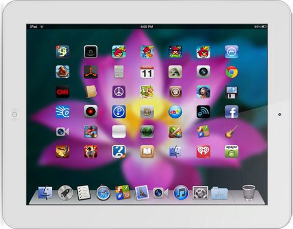 OS X Mountain Lion DreamBoard