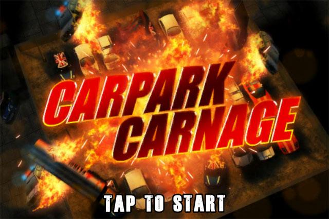 Carpack Carnage для iOS