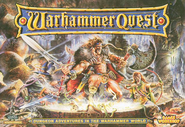 Warhammer Quest для iOS