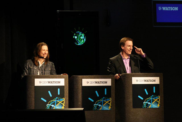 Суперкомпьютер Watson