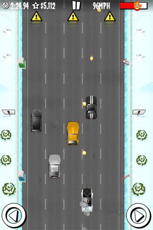 Бесплатные гонки для iOS