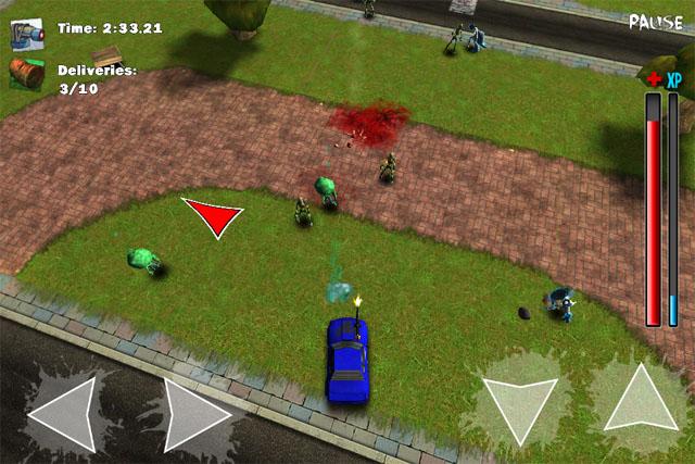 Zombie Racing