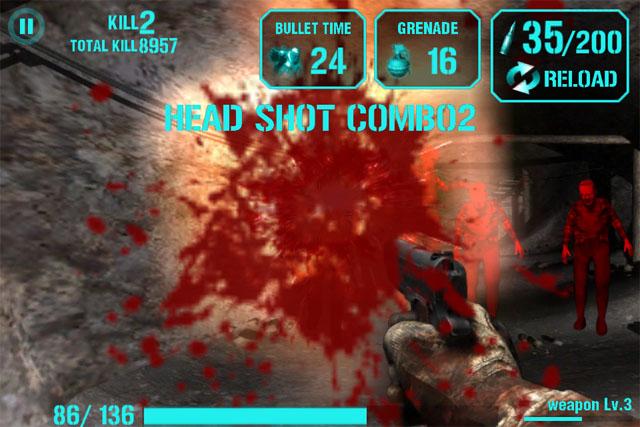 Gun Zombie для iPhone