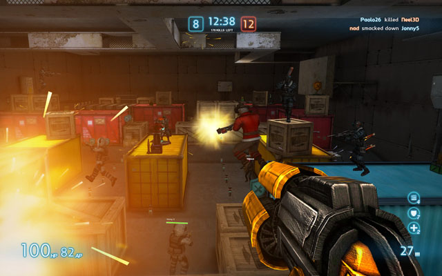 UberStrike HD Shooter