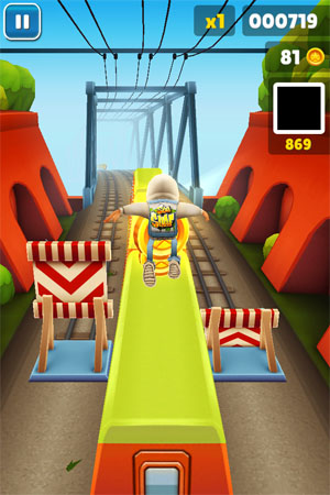 Running Platform для iOS