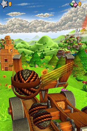 Аркадная игра для iPhone